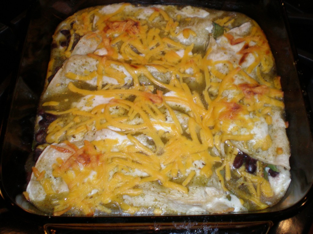 spinach enchiladas 041