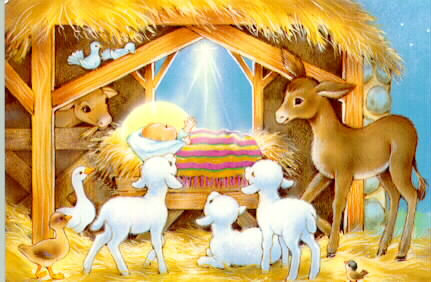 baby-jesus-cartoon-surrounded-by-animals